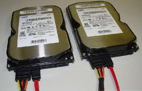 ổ cứng lưu trữ hình ảnh