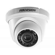 Trọn bộ 02 camera HD720P HIKVISION DS-2CE56C0T-IR dòng tiêu chuẩn, không phát sinh phí