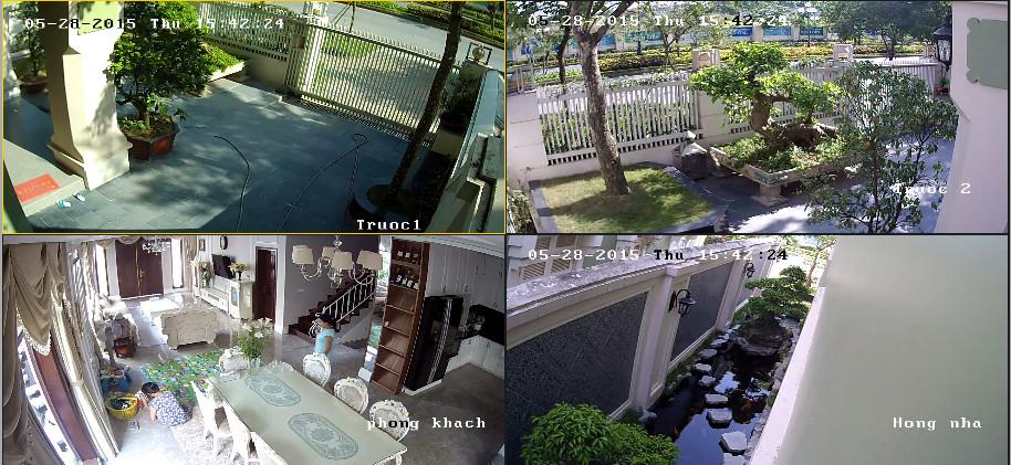 Lắp đặt camera giám sát giá rẻ, uy tín nhất đất Hải Phòng