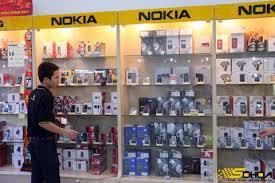 Lắp đặt camera quan sát cửa hàng điện thoại di động