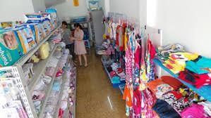 Lắp đặt camera quan sát cửa hàng quần áo